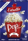 Estrella Micropopcorn Salt 3x80g