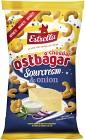 Estrella Ostbågar Cheddar med Sourcream & Onion 225 g
