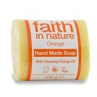 Hand Made Soap Orange Soap 100 g