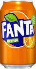 Fanta Orange Burk 33 cl inkl. pant