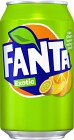 Fanta Exotic Burk 33 cl inkl. pant