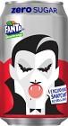 Fanta Zero Blood Orange 33 cl inkl. Pant