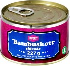 Favorit Bambuskott 227 g
