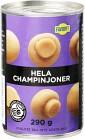Favorit Champinjoner Hela 290 g