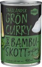 Favorit Grön Curry & Bambuskott Grytbas 400 ml