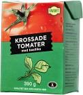 Favorit Krossade Tomater med Basilika 390 g