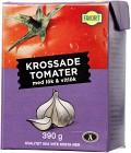 Favorit Krossade Tomater med Lök & Vitlök 390 g