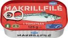 Favorit Makrillfilé i Tomatsås 125 g