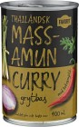 Favorit Massamun Curry Grytbas 400 ml