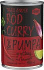 Favorit Röd Curry & Pumpa Grytbas 400 ml