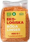 Favorit Röda Linser 400 g