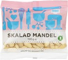 Favorit Skalad Mandel 100 g