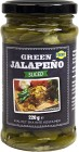 Favorit Sliced Green Jalapeño 220 g