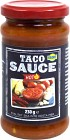 Favorit Taco Sauce Hot 230 g