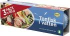 Favorit Tonfisk i Vatten 3x95 g