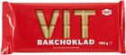 Favorit Vit Bakchoklad 27% 100 g