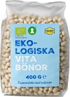 Favorit Vita Bönor 400 g