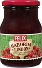 Felix Rårörda Lingon 410 g