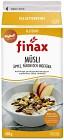 Finax Glutenfri Müsli, Äpple, Päron & Ingefära 450 g
