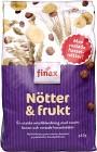 Finax Müsli Nötter & Frukt 650 g