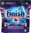 Finish Maskindiskmedel Powerball Quantum Max 40 st