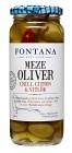 Fontana Oliver Meze Chili Citron Vitlök 345 g