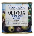 Fontana Olivmix Utan Kärnor 290 g