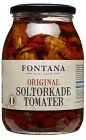 Fontana Soltorkade Tomater Original 1 kg