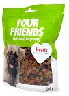 Four Friends Godis Hearts 200g