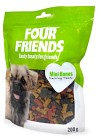 Four Friends Godis FFD Mini Bones 500g