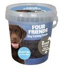 Four Friends Naturgodis FFD Training Treats Beef & Liver 400g