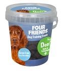 Four Friends Naturgodis FFD Training Treats Deer 400g