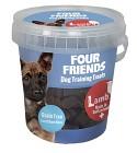 Four Friends Naturgodis FFD Training Treats Lamb 400g