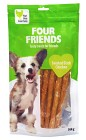 Four Friends Twisted Stick Chicken  12,5 cm 4 st