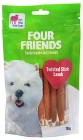 Four Friends Twisted Stick Lamb 12,5 cm 7 st
