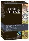 Four O'Clock Te Rabarber Vanilj 16 st