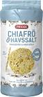 Friggs Majskakor Chiafrö & Havssalt 130 g