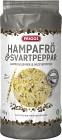 Friggs Majskakor Hampafrö & Svartpeppar 130 g