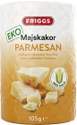 Friggs Majskakor Parmesan 105 g