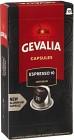 Gevalia Capsules Espresso 10 Intenso 10 p