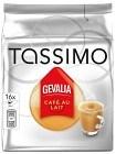 Tassimo Gevalia Café Au Lait 16 p