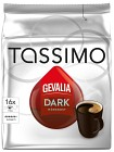 Tassimo Gevalia Dark Mörkrost 16 p