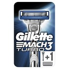 Gillette Mach3 Turbo Rakhyvel