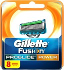 Gillette Fusion5 ProGlide Power rakblad 8 st