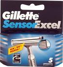 Gillette Sensor Excel rakblad 5 st