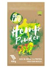 Go for life Hampapulver 50% Protein 480 g