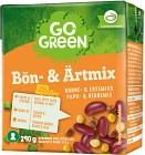 GoGreen Bön- & Ärtmix 290 g