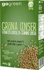 GoGreen Gröna Linser 400 g