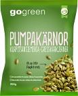 GoGreen Pumpakärnor 200 g