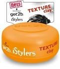 Schwartzkopf Got2B iStylers Texture Clay 75 ml